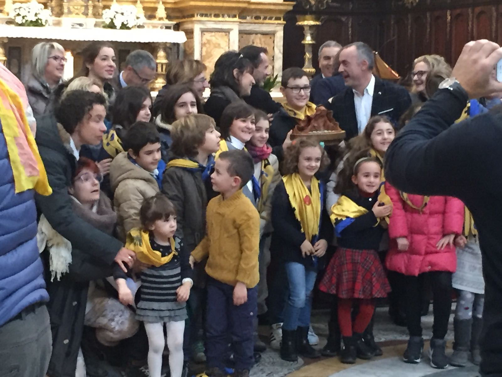L'Aquila vince la Festa dei Tabernacoli. Stasera su Siena Tv
