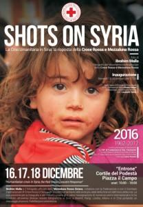 """Shots on Syria"""