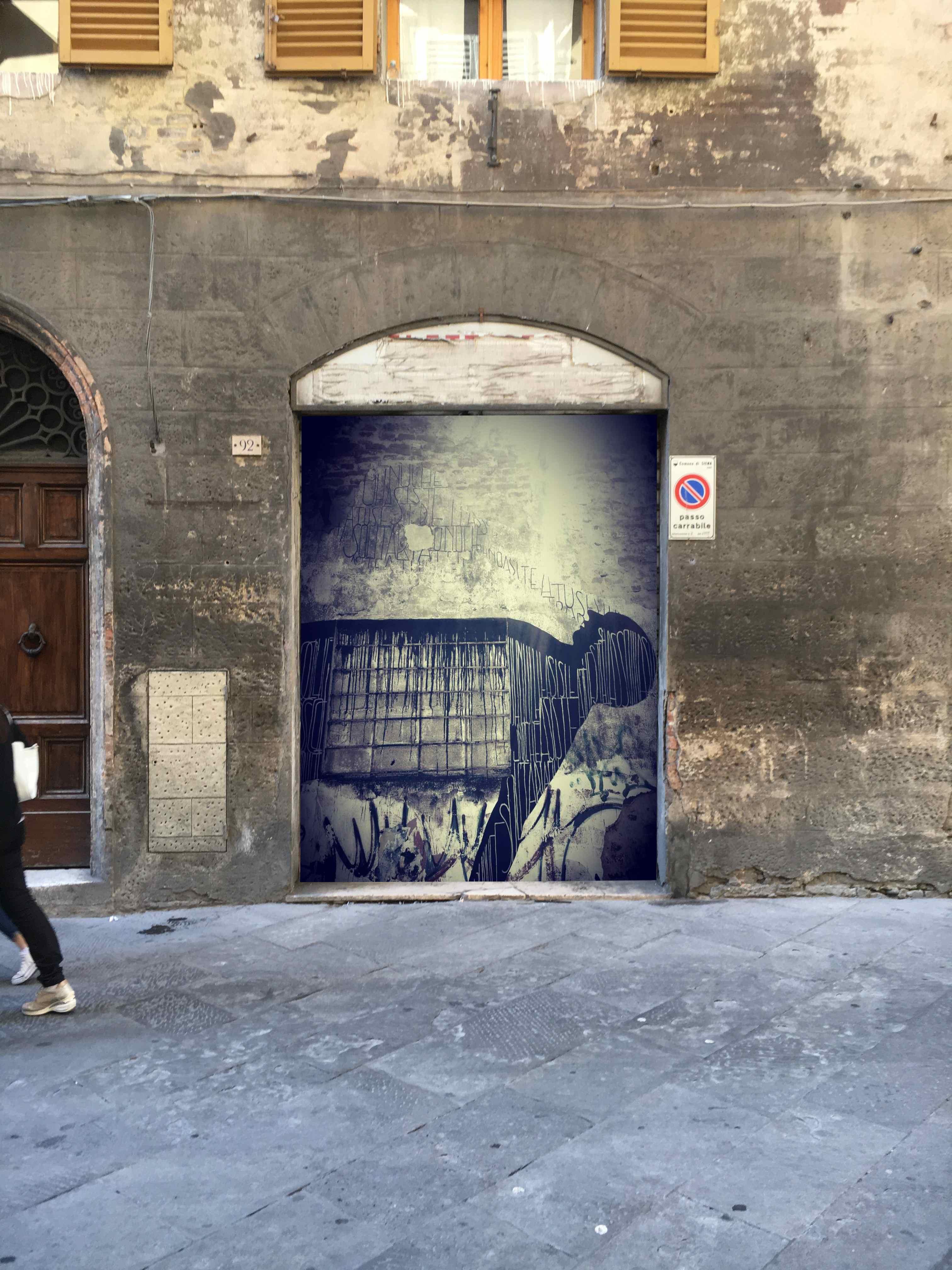 Siena interpretata da giovani street artist: due mostre per il progetto #CantiereComune