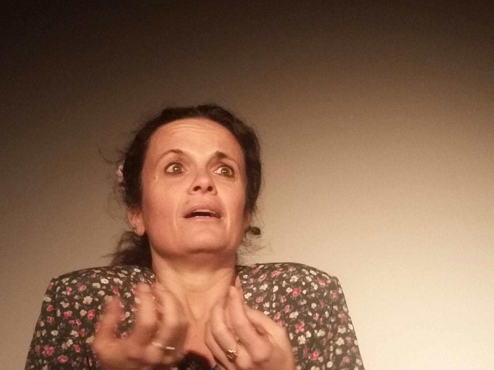 """Venerdì 16 alle Stanze della memoria """"Il primo Palio"""" di e con Chiara Savoi"""