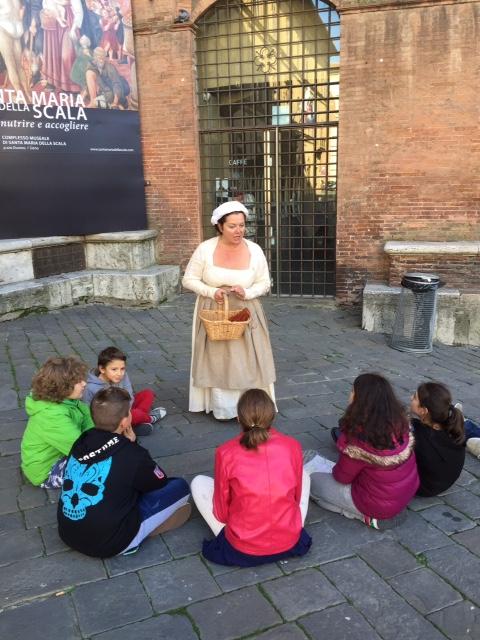 Al via #SienaFrancigenaKids: il primo trekking urbano sulle orme di antichi pellegrini dedicato ai bambini