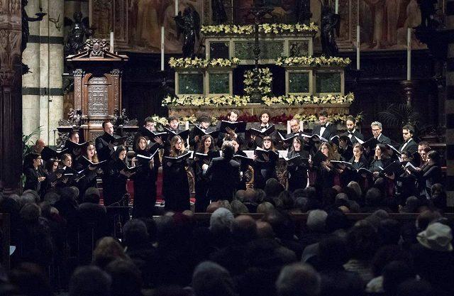 Stasera alla cattedrale di Siena il concerto Halleluja