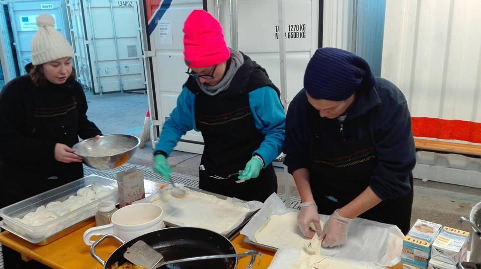 Misericordie: termina l'attività la mensa di Cascia, dove cucinavano i cuochi delle contrade