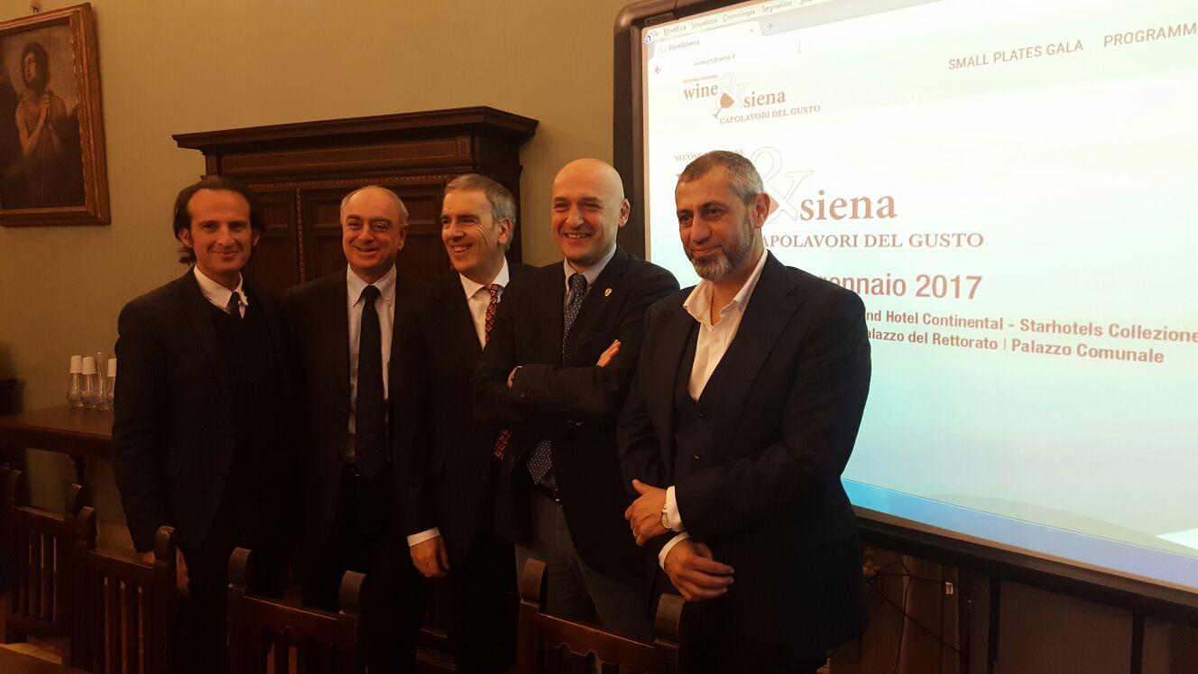 Wine&Siena, si avvicina la grande kermesse