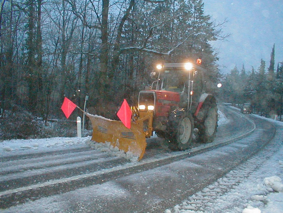 Allerta neve, scuole chiuse giovedì 1 marzo a Radda e Gaiole in Chianti