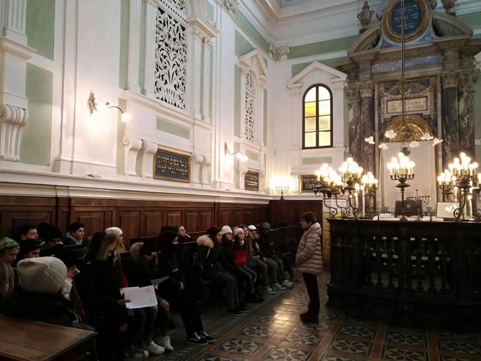 Sinagoga di Siena, riapertura al pubblico dal 27 gennaio per la Giornata della Memoria