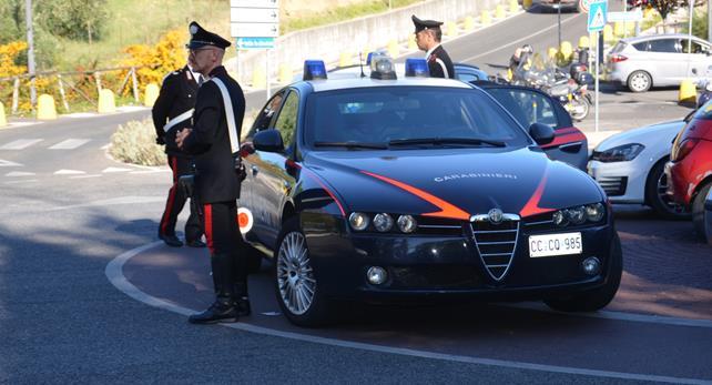 Truffa dello specchietto, ma colpisce un carabiniere