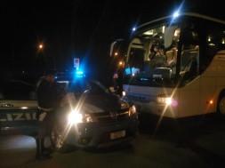 polstrada stradale bus
