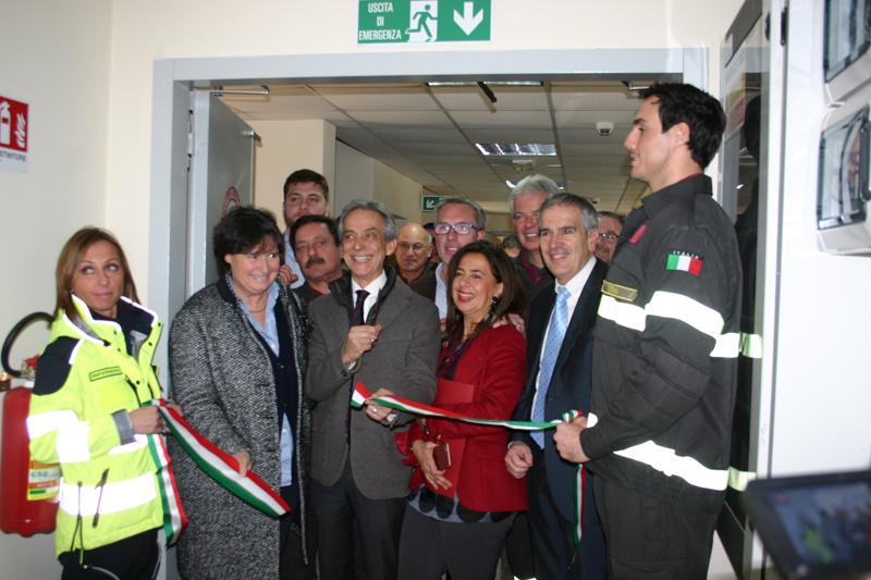 Inaugurata la nuova sede del sistema 118 Siena – Grosse