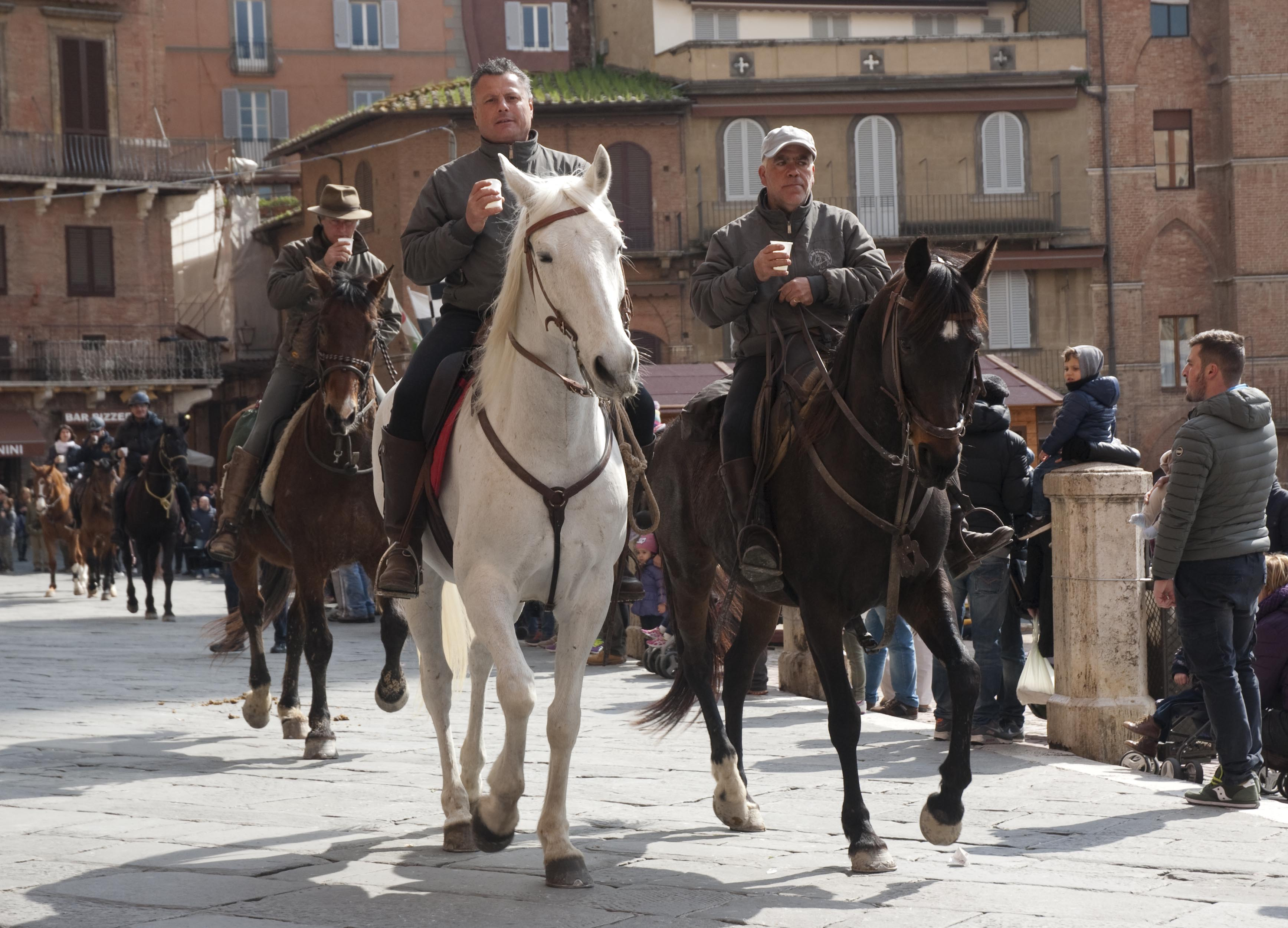 """Torna """"A cavallo sulla pietra serena"""""""