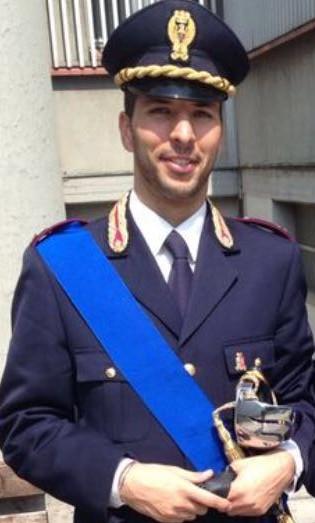 Enzo Tarquini è il nuovo dirigente della Squadra Mobile