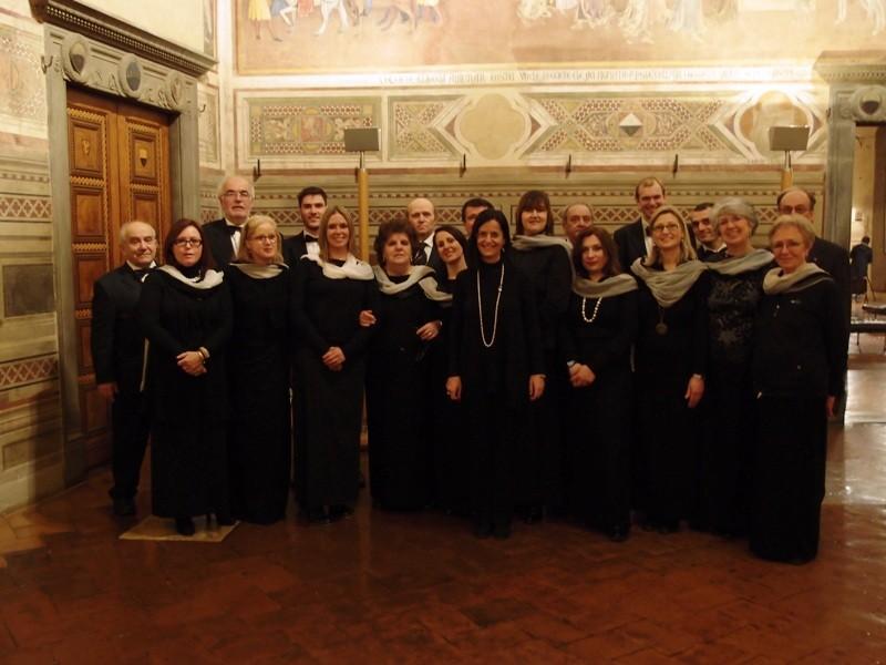 Madrigalisti, concerto sabato 14 aprile con il coro Montefiore del Piceno
