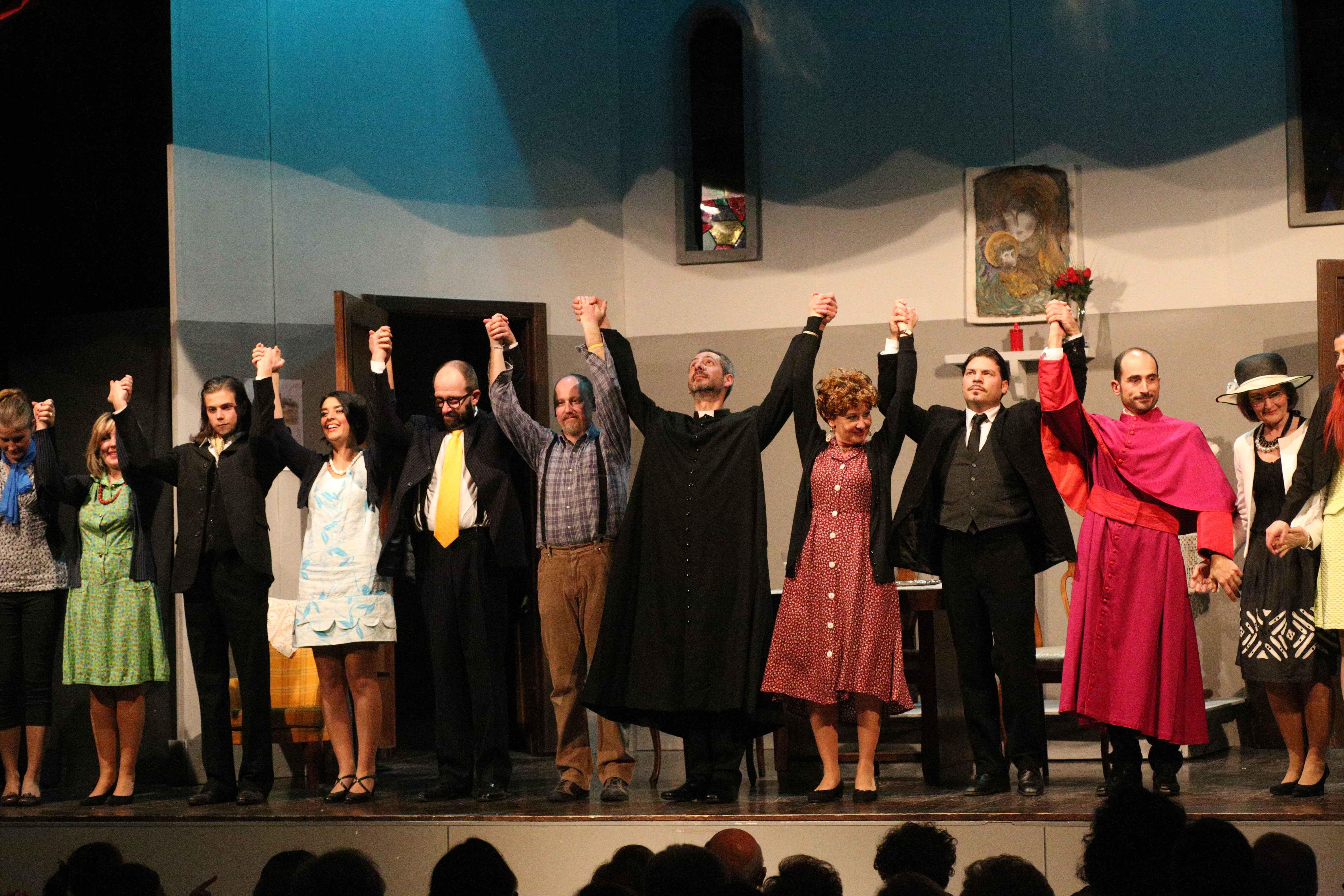 La Sveglia al Teatro dei Rozzi per aiutare il volontariato di Siena e del Centro Italia