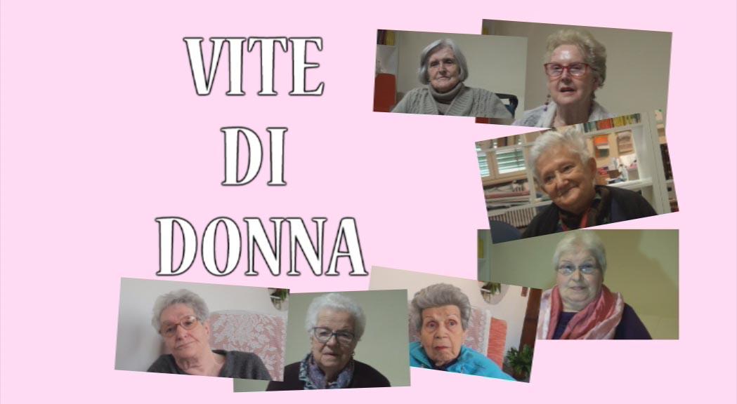 """Festa della Donna al Campansi con la proiezione del documentario """"Vite di donna"""""""