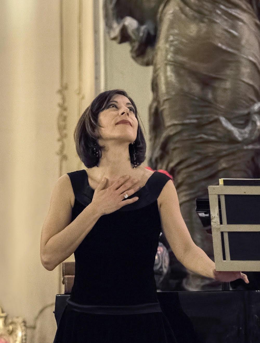 Franci Festival: concerto dedicato alla notte con Laura Polverelli e Hector Moreno al piano