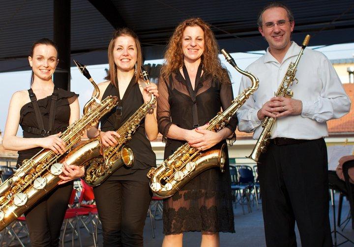 Siena Sax Days: secondo giorno tra lezioni e musica
