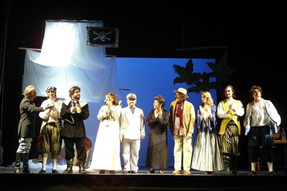 """""""I viandanti"""" in scena al Teatro Dei Rozzi"""
