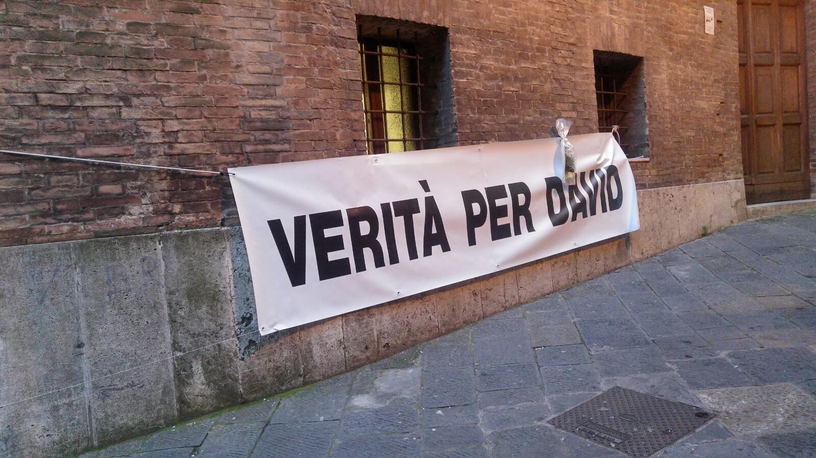 Caso David Rossi, le Iene incontrano il pm Nicola Marini