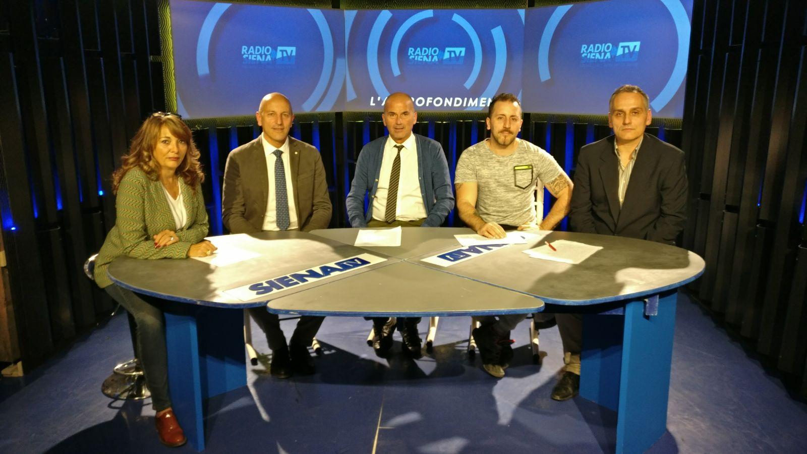 Si parla di sicurezza nell'Approfondimento di RadioSienaTv