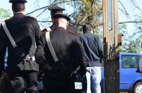 carabinieri ricatto