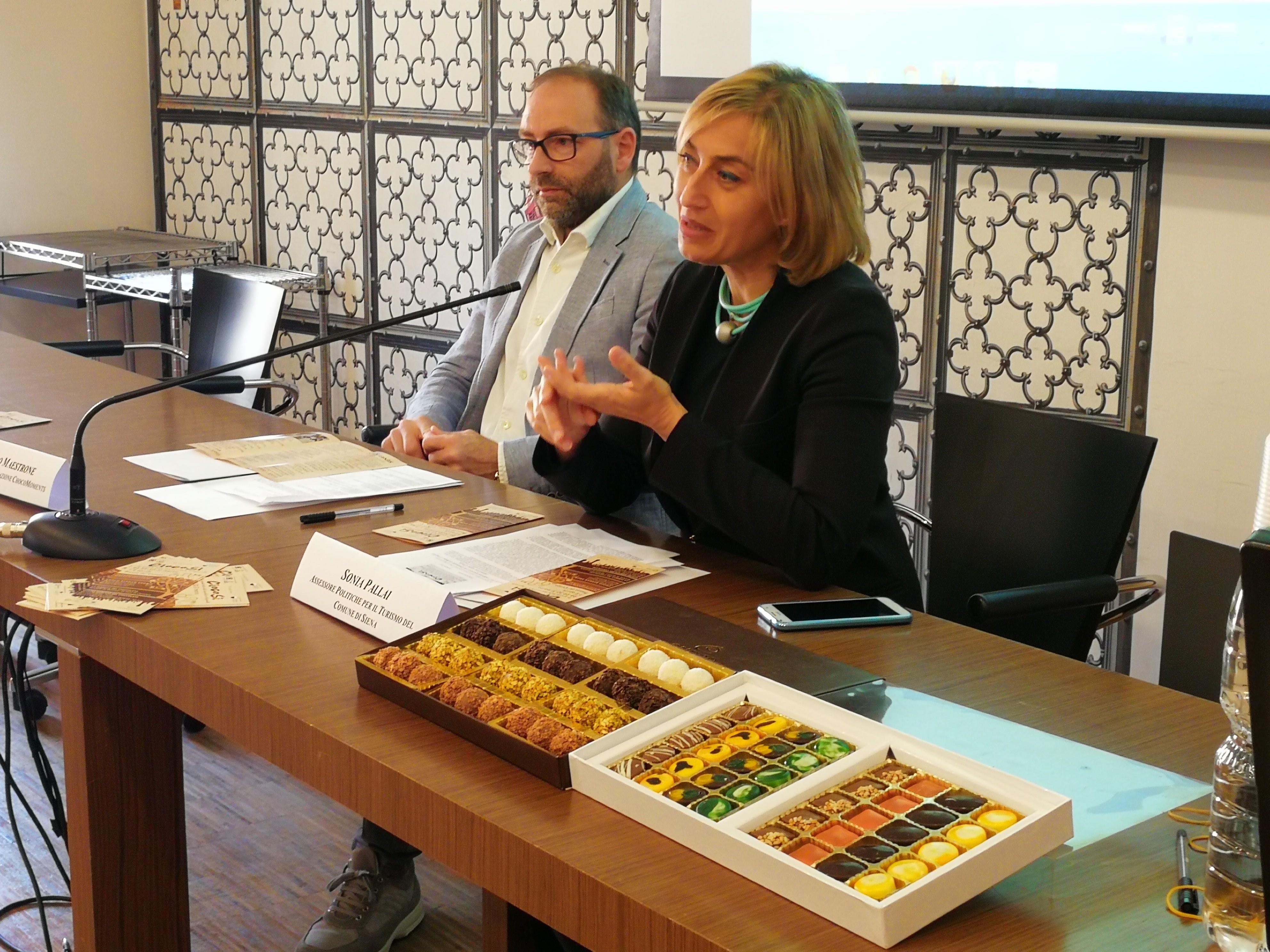 CiocoSì a Siena: tutto il programma