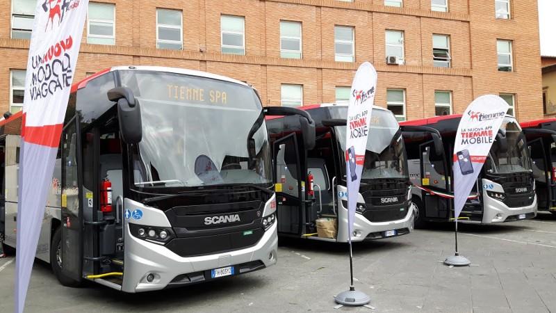 """Ceccarelli: """"La Regione cofinanzierà l'acquisto dei bus di Tiemme"""""""