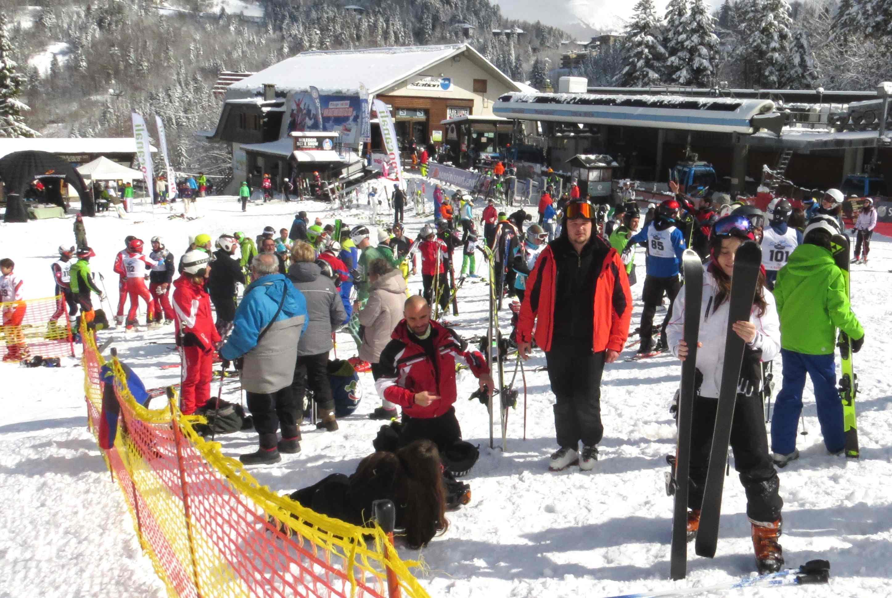 """Il 23 febbraio le Contrade in """"pista"""" all'Abetone con la gara """"Per slalom e per amore"""""""