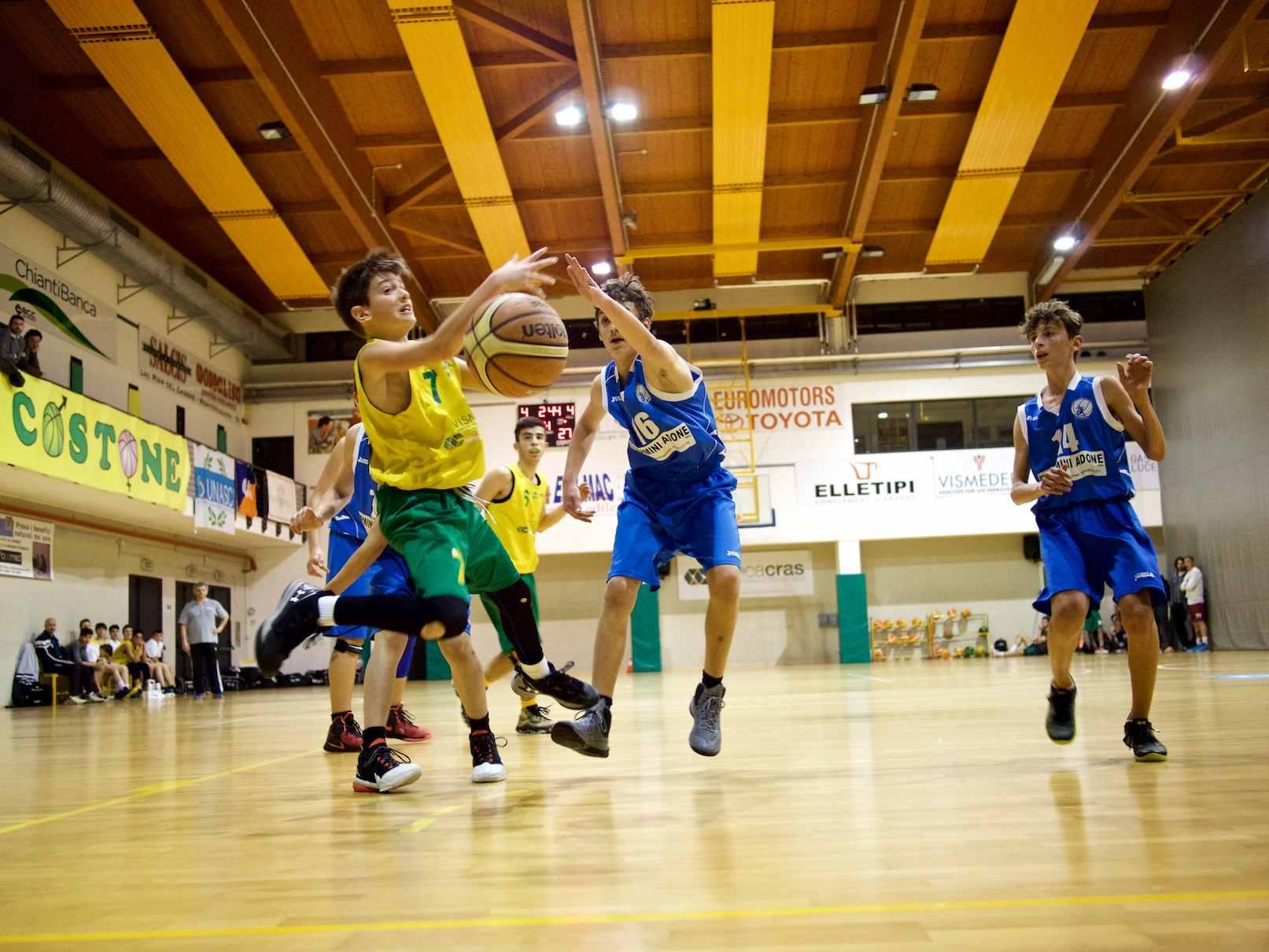 Basket – Under14 Costone ancora a segno