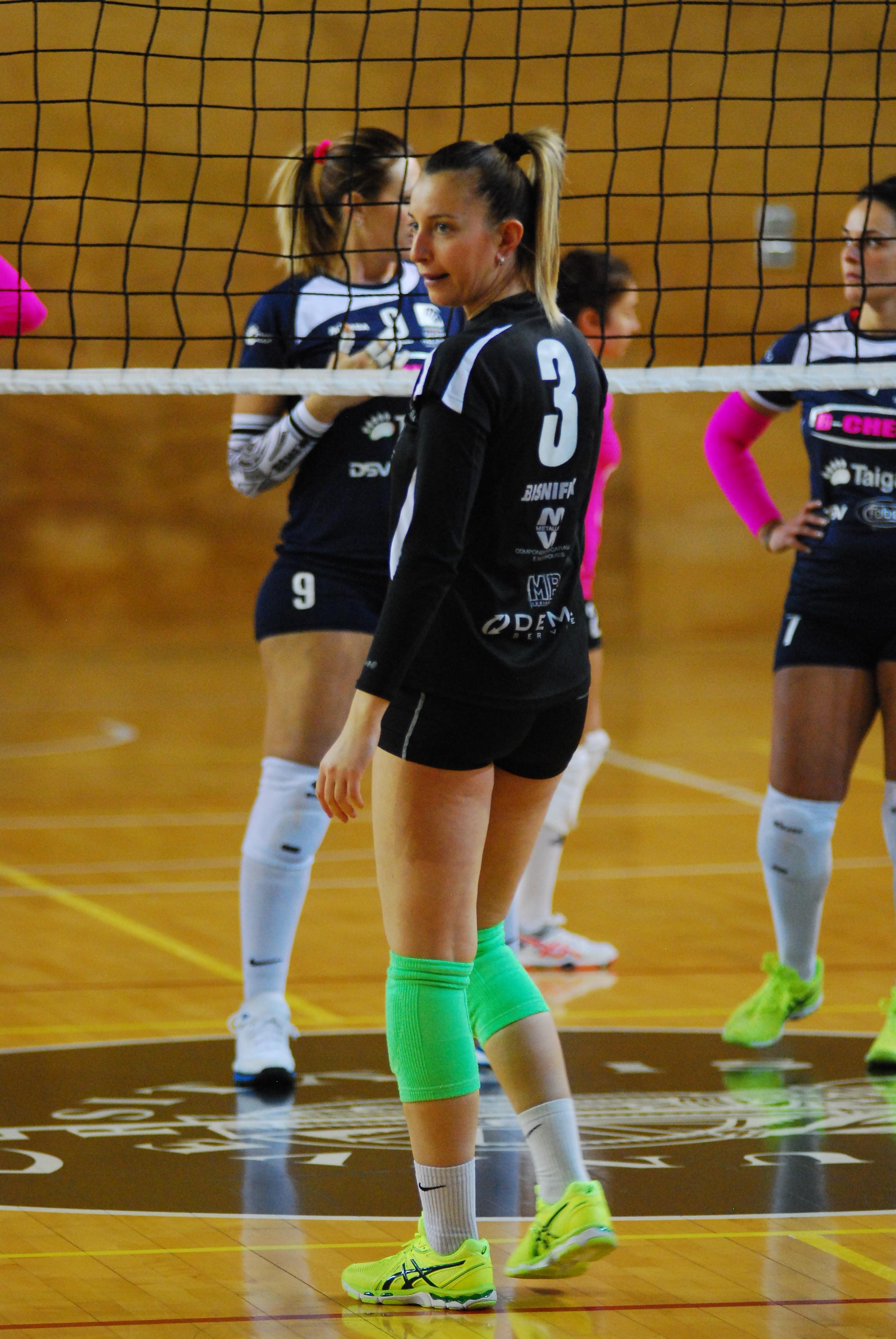 Volley – Bella vittoria delle ragazze del Convergenze Cus