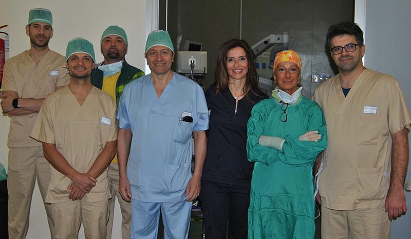All'AOU senese il primo impianto cocleare in anestesia locale
