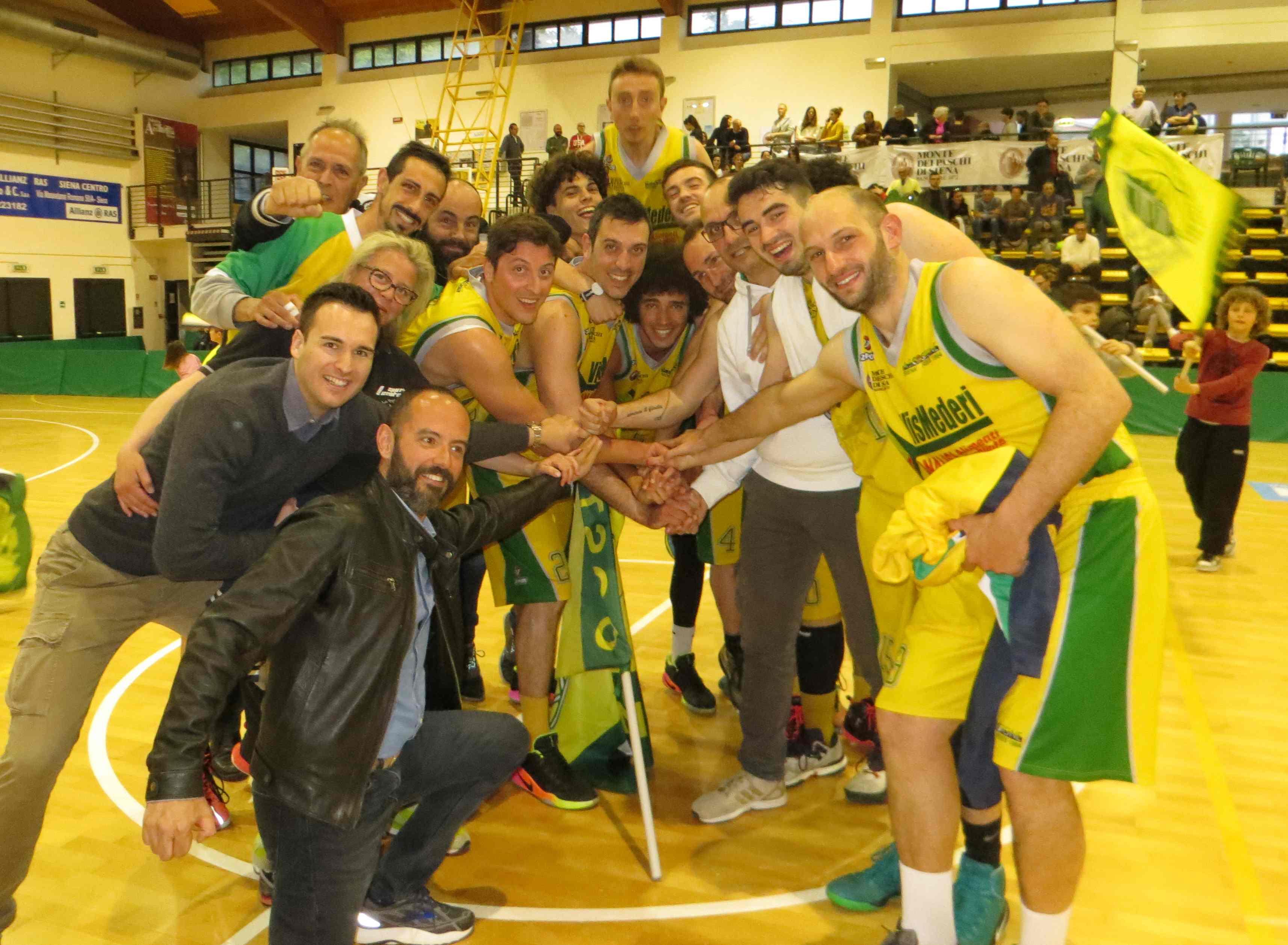 Basket – Vismederi Costone, salvezza conquistata