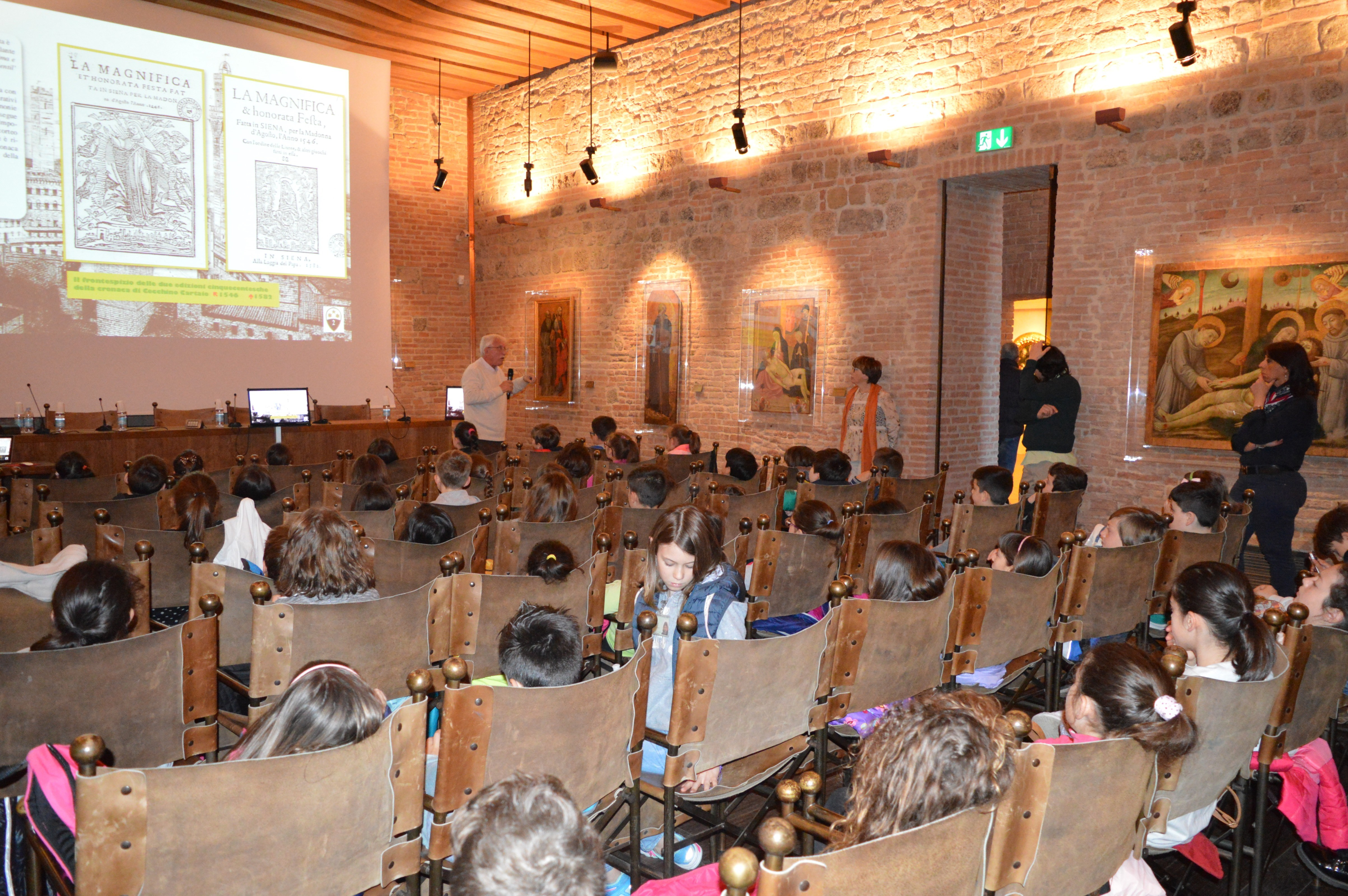 Monte dei Paschi porta a Siena il Festival della Cultura Creativa dell'ABI