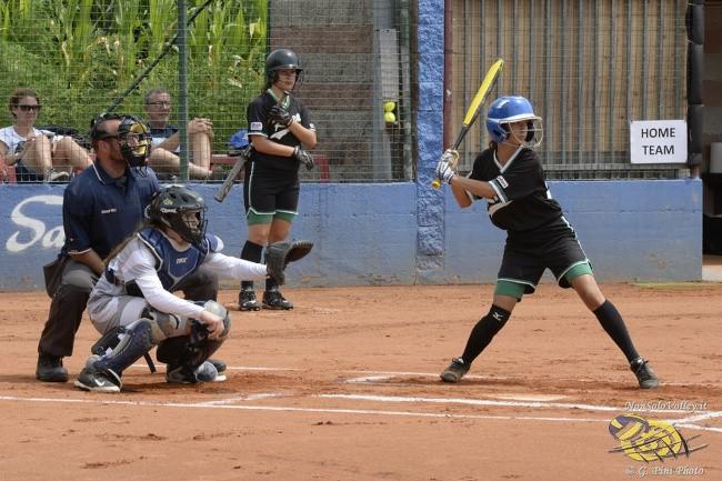 Softball – Gaia Benvenuti convocata in nazionale under 16