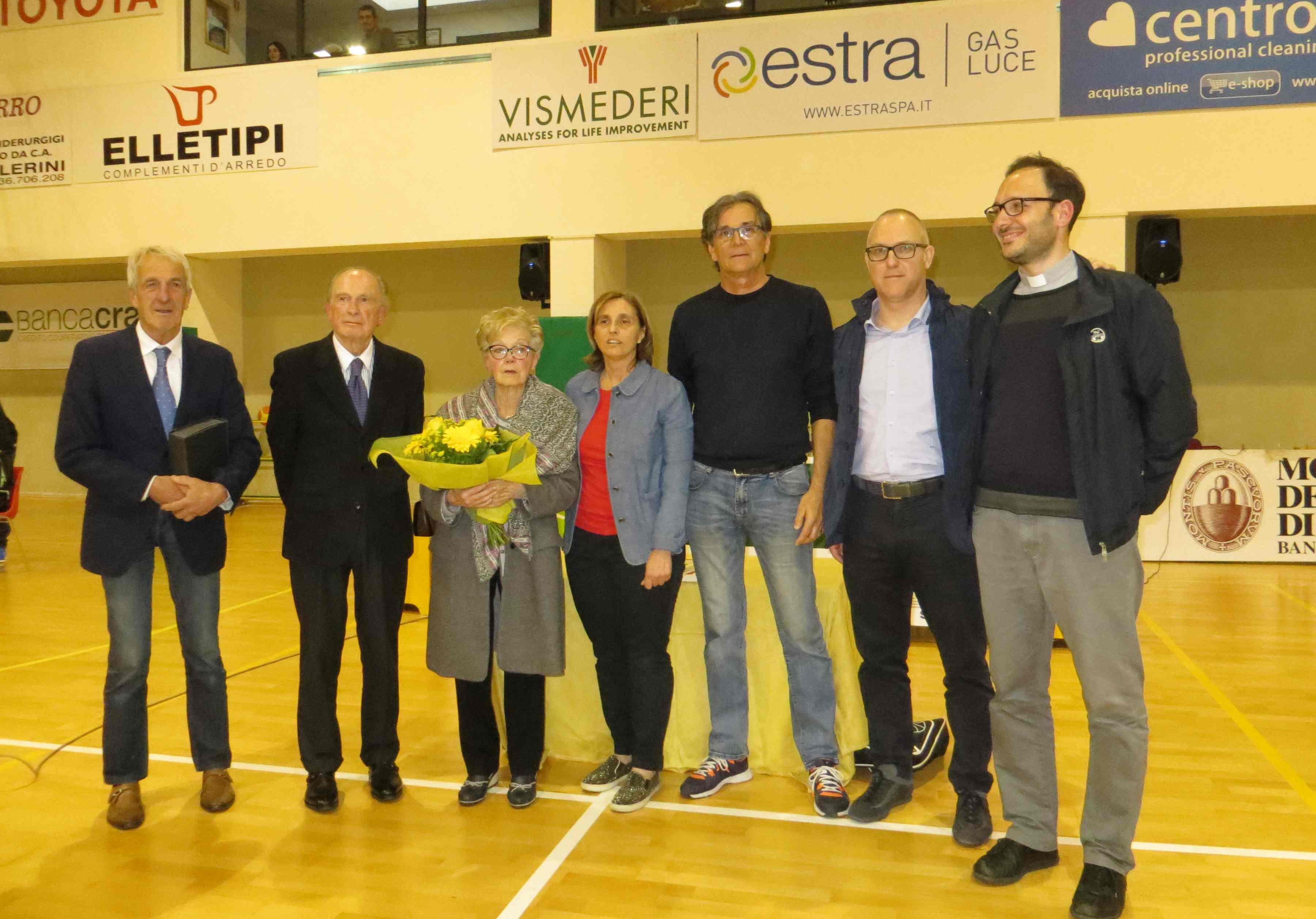 Basket – Primo memorial Aldo Ricci alla Mens sana – LE FOTO