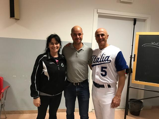 """Corso di baseball al Liceo sportivo """"Galilei"""""""