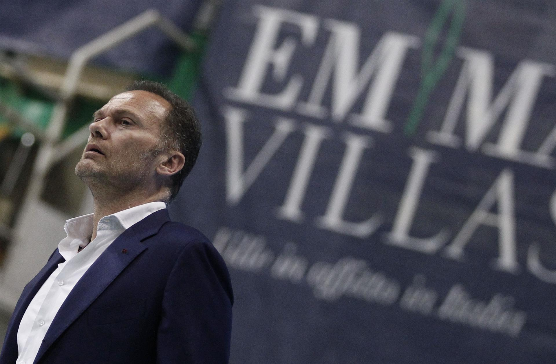 """Emma Villas Siena, coach Paolo Tofoli: """"In gara1 una partita perfetta, ma nei play off ogni match fa storia a sé"""""""