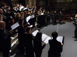 coro della cattedrale