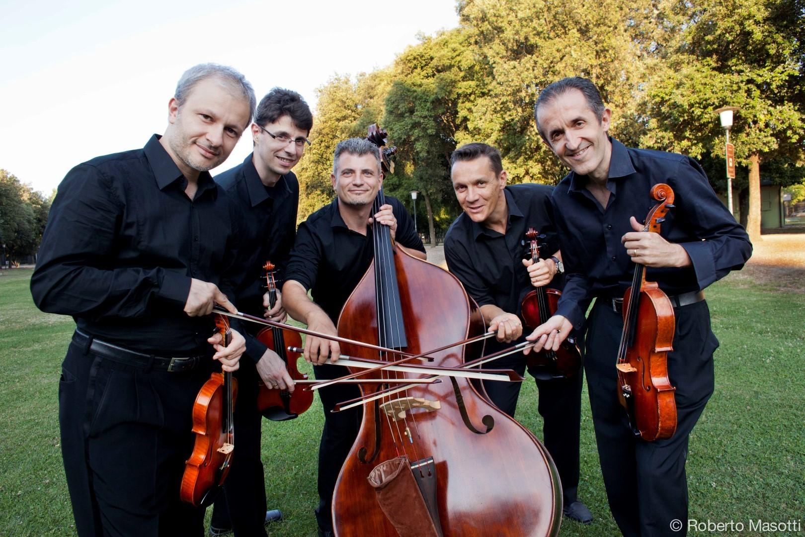 """""""Tradire"""", appuntamento con i Violini di Santa Vittoria"""