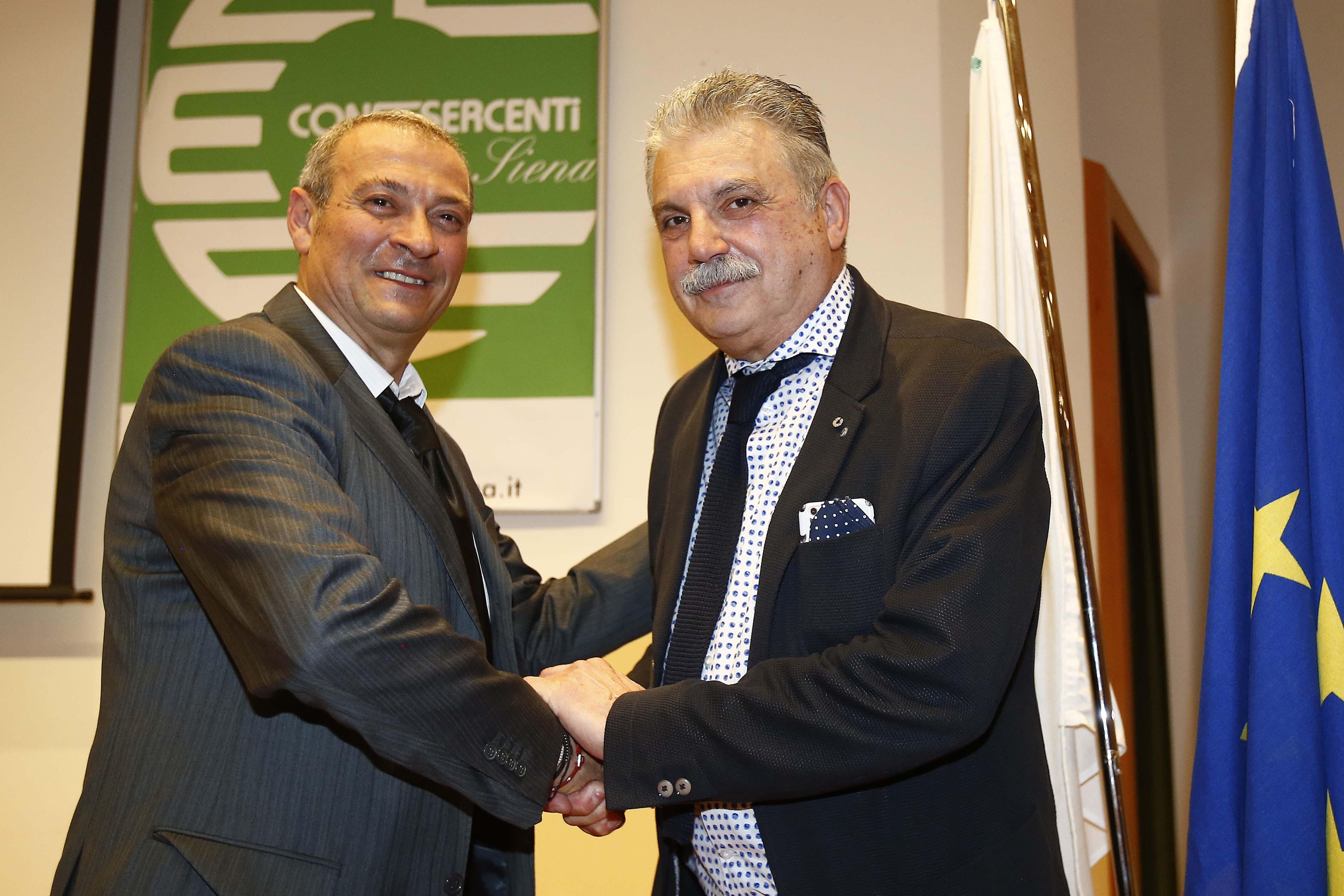 Leonardo Nannizzi nuovo presidente di Confesercenti