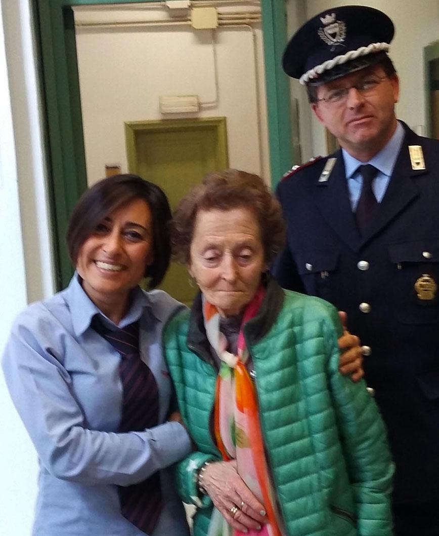 Quando il senso civico è un valore di vita: il bel gesto di Gabriella Bernabei