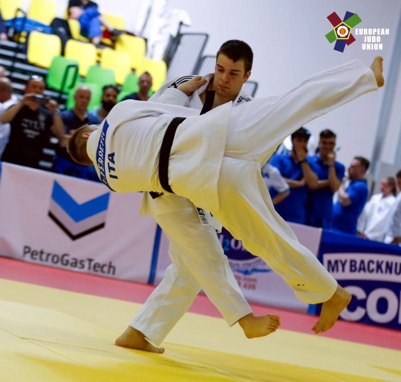 Fine settimana di grandi impegni per i judoka del Cus Siena