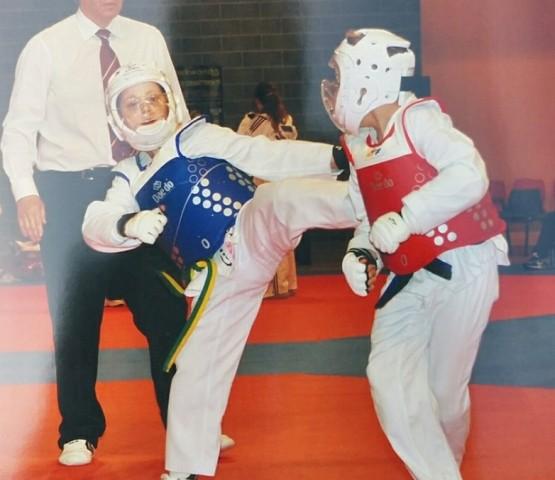 Argento e bronzo per i giovanissimi atleti senesi al campionato interregionale di Taekwondo