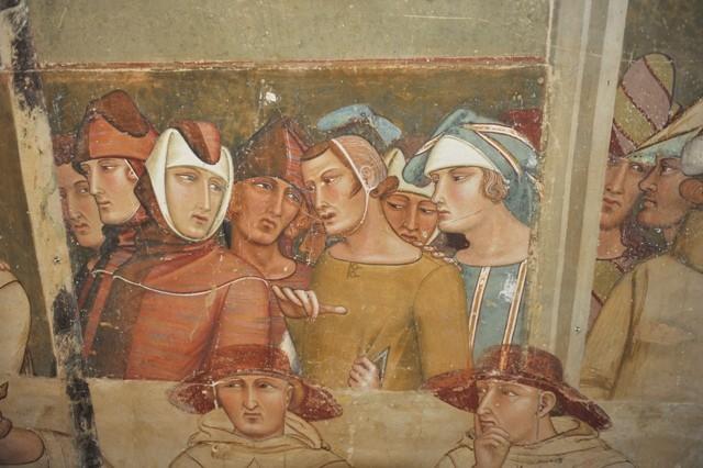 """""""Dentro il restauro"""": gli affreschi di Ambrogio Lorenzetti ancora a Siena dal 20 ottobre"""