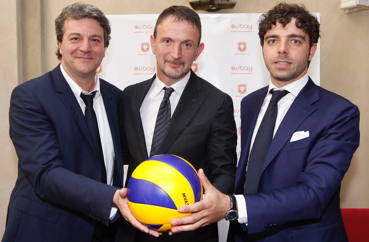 Aubay nuovo e ricco main sponsor della Emma Villas Siena