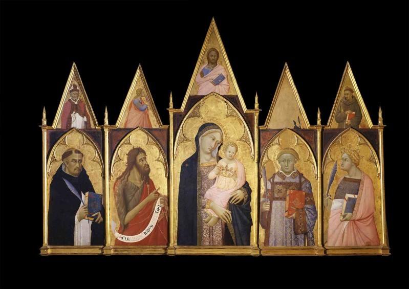 """Il Fai – Delegazione di Siena organizza visite guidate alla mostra """"Siena dal '200 al '400. La collezione Salini"""""""