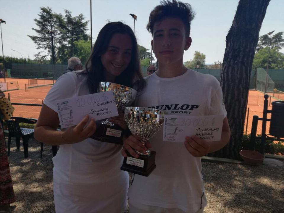 TENNIS – Voltolini e Forconi si aggiudicano il Trofeo Sport Center