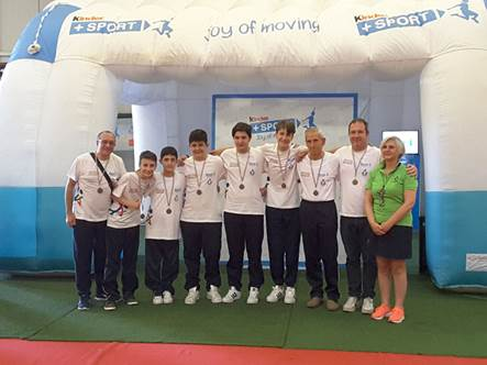 VOLLEY – Virtus Pallavolo Under 13 quattordicesima squadra in Italia