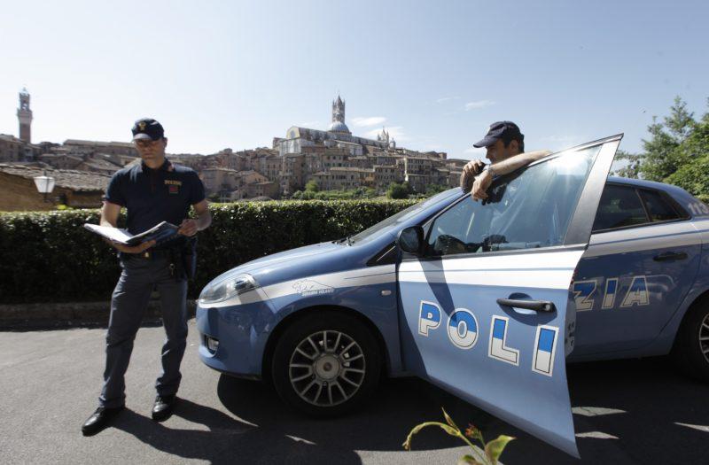 Due cittadini stranieri espulsi dal Senese condotti alla frontiera per il rimpatrio
