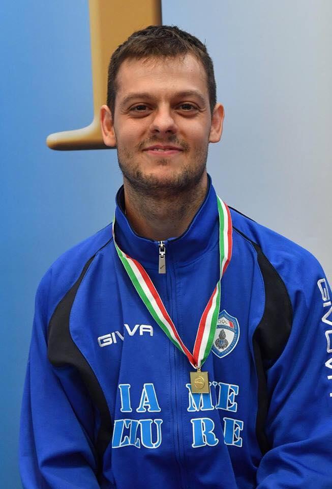 Cus Siena scherma, Betti e Morelli ai campionati Europei Paralimpici