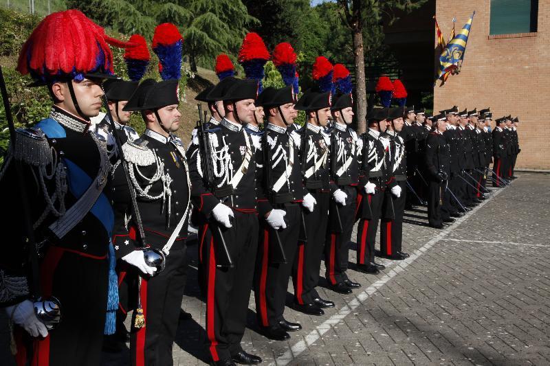 Carabinieri in festa per i loro 203 anni